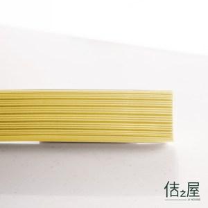【佶之屋】吸刮拖膠棉拖布黃色