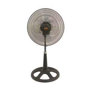 S&D新笛16吋360度旋轉立扇電風扇SI-1886