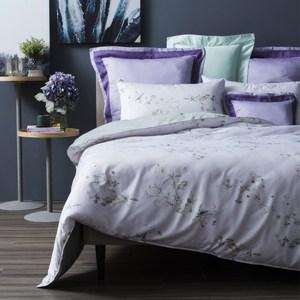 HOLA 雅蘿拉透氣天絲床包兩用被組 雙人