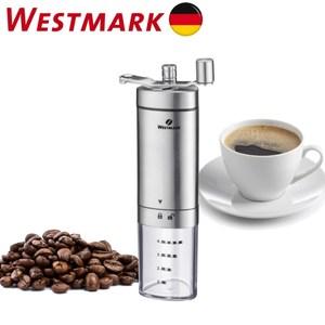 【德國WESTMARK】三角不鏽鋼咖啡磨豆機可儲4杯量