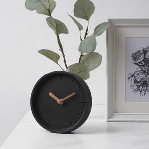 Pana Objects|小憩時光-時鐘(黑鐘銅針)