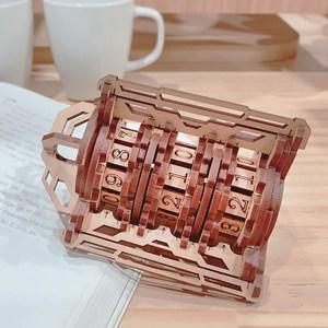 DIY材料包-小物密碼盒