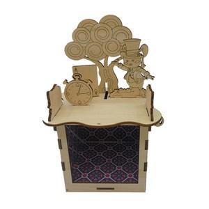 DIY材料包-魔鏡存錢筒