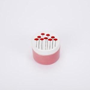 海倫陶瓷置物盒 紅