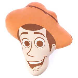 HOLA 迪士尼系列 Toy Story 造型抱枕 胡迪 Woody