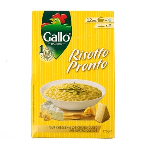 Gallo 義大利快煮燉飯-綜合起司 175g