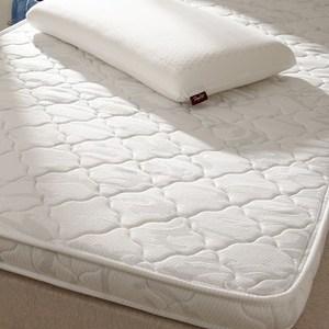優眠绗縫天然乳膠床墊 - 單人