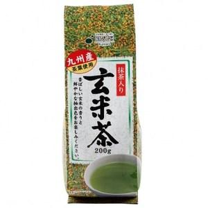 日本 國太樓 抹茶玄米茶 200g