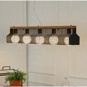 HONEY COMB 北歐風長型餐吊五燈 TA4215D