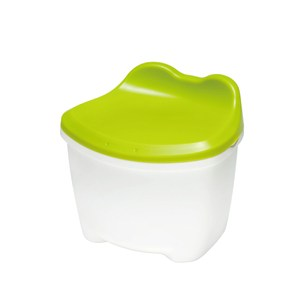 皮蛙蛙收納椅凳 CB-12L 時尚綠