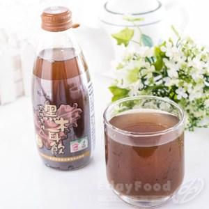 【羅東農會】羅董有機黑糖黑木耳飲24瓶(245ml/瓶)
