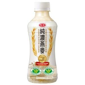 預購愛之味 純濃燕麥290ml(24瓶/箱)*4箱組(榮獲兩項國家健康食品認證)