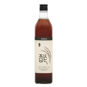 PEKOE台灣本產純釀陳年米醋520ml
