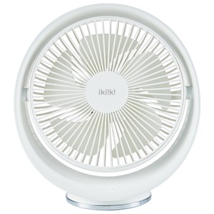 ikiiki 超薄涼感8吋DC循環風扇IK-EF7405