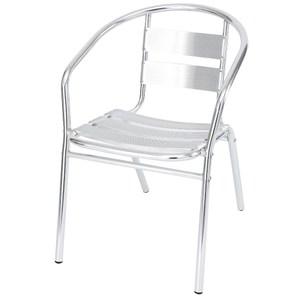 新摩登鋁管商務椅