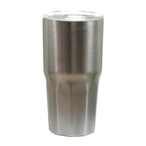 316不鏽鋼雙層真空十角風暴杯900ml