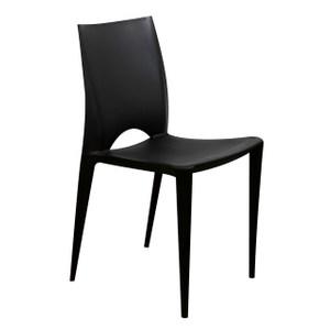 【YOI傢俱】佩蒂椅-黑黑