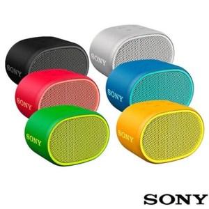 SONY BASS重低音防水攜帶型藍芽喇叭SRS-XB01 紅