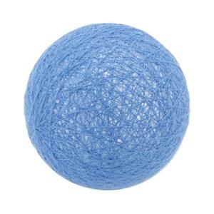 毛線球 深藍