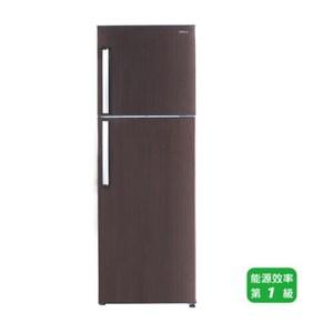 HERAN 禾聯 344L 1級變頻雙門式冰箱 HRE-B3581V(B)