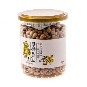 松記原烘黃豆220g