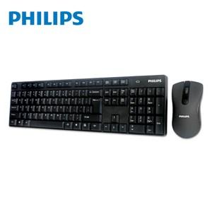 PHILIPS飛利浦 無線鍵盤滑鼠組 SPT6501
