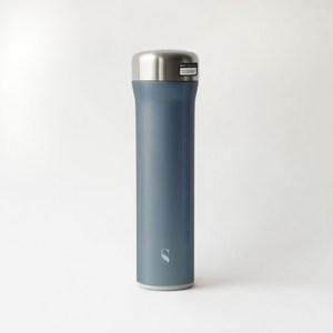 SWANZ火炬陶瓷保溫杯升級版(4色)- 580ml簡約藍